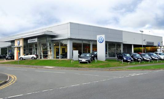 Listers Volkswagen Leamington Spa, Apollo Way, Tachbrook Park Drive, Leamington Spa, Warwickshire, CV34 6RW