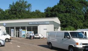 Listers Volkswagen Van Centre Coventry, 347-367 Bedworth Road, Longford, Coventry, West Midlands, CV6 6BN, UK