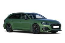 New Audi RS4 Cars