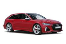New Audi RS6 Cars
