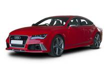 New Audi RS7 Cars