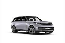 New Range Rover Cars