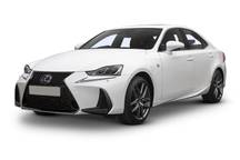 New Lexus IS Cars
