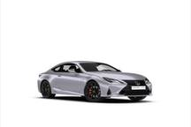 New Lexus RC Cars