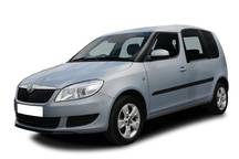 New Skoda Roomster Cars