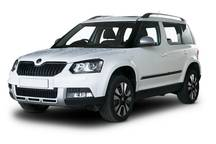 New Skoda Yeti Outdoor Cars