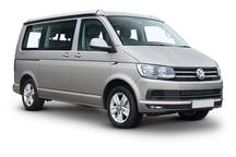 New Volkswagen California Cars