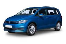 New Volkswagen Touran Cars