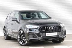 Approved Used Audi Q7 Cars