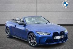 Approved Used BMW M4 Cars