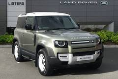 Approved Used Land Rover Defender Cars