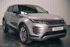 Approved Used Range Rover Evoque Cars