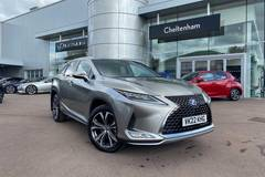 Approved Used Lexus RX Cars