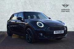 Approved Used MINI Clubman Cars