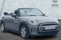 Approved Used MINI Convertible Cars