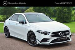 Approved Used Mercedes-Benz A Class Cars