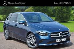 Approved Used Mercedes-Benz B Class Cars