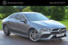 Approved Used Mercedes-Benz CLA Class Cars