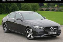 Approved Used Mercedes-Benz C Class Cars
