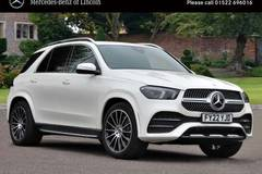 Approved Used Mercedes-Benz GLE Cars