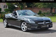 Approved Used Mercedes-Benz SLK Cars