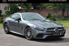 Approved Used Mercedes-Benz SL Class Cars