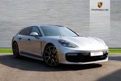 Approved Used Porsche Panamera Cars