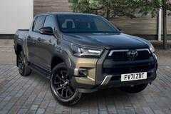 Approved Used Toyota Hilux Light Commercial Vehicles