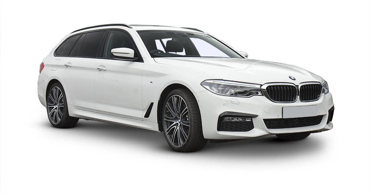 New BMW 5 Series Diesel Touring 530d M Sport 5-door Auto (2017-) for Sale