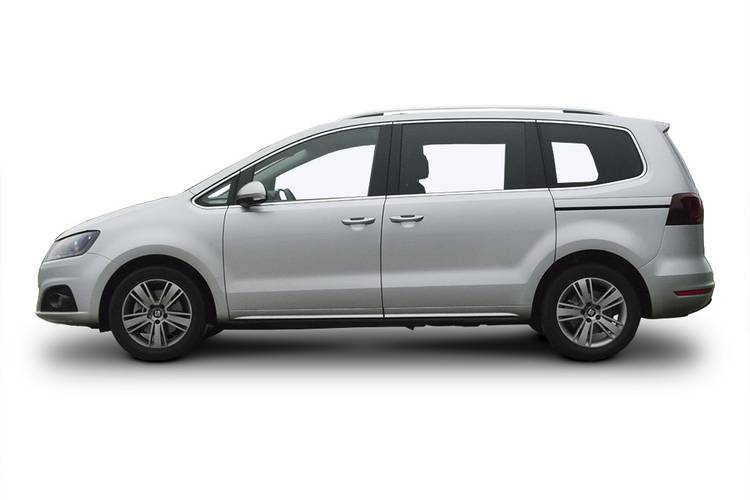 SEAT Alhambra Estate 5dr Profile