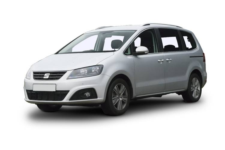 SEAT Alhambra Estate 5dr Front Three Quarter