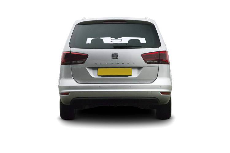 SEAT Alhambra Estate 5dr Rear