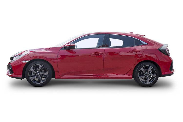 Honda Civic Hatchback 5dr Profile