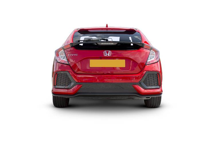 Honda Civic Hatchback 5dr Rear