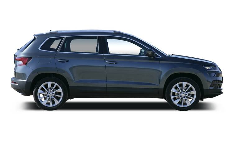Skoda Karoq Estate 5dr Profile