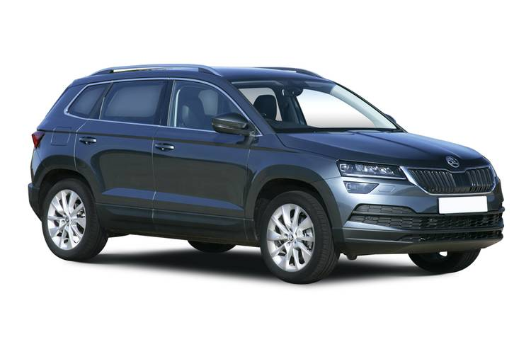 Skoda Karoq Estate 5dr Front Three Quarter