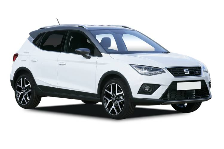 SEAT Arona Hatchback 5dr Front Three Quarter