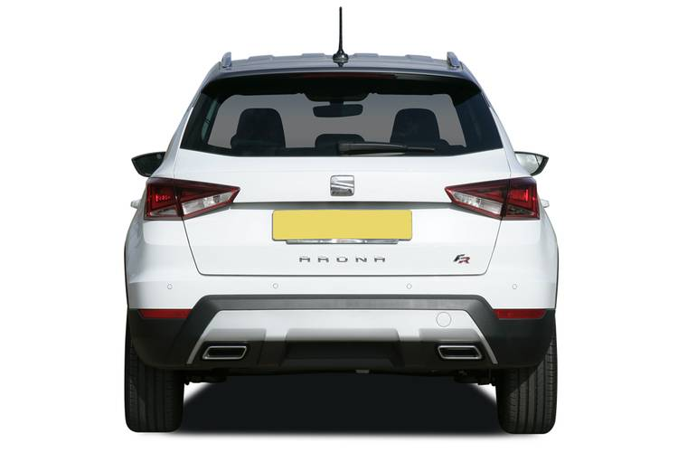 SEAT Arona Hatchback 5dr Rear