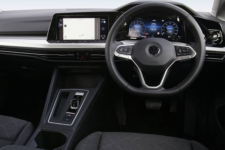 Volkswagen Golf Hatchback 5dr interior
