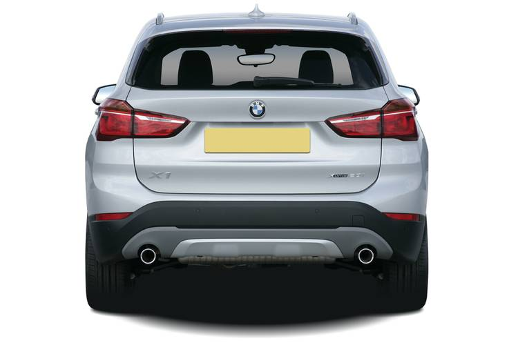 BMW X1 Estate 5dr Rear