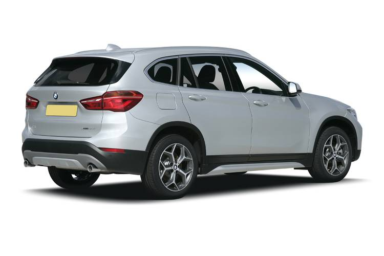 BMW X1 Estate 5dr Rear Three Quarter