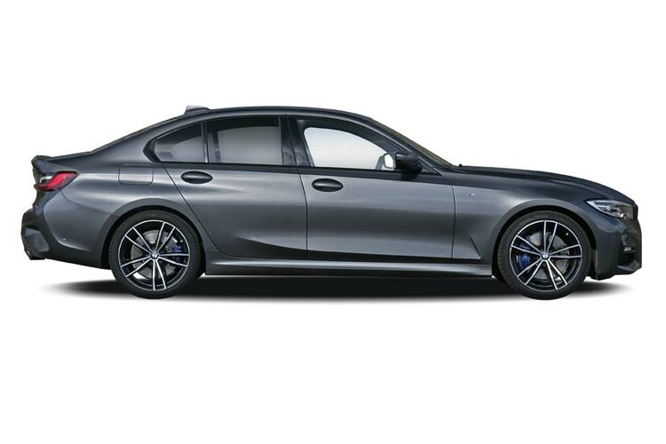 BMW 3 Series Saloon 4dr Profile