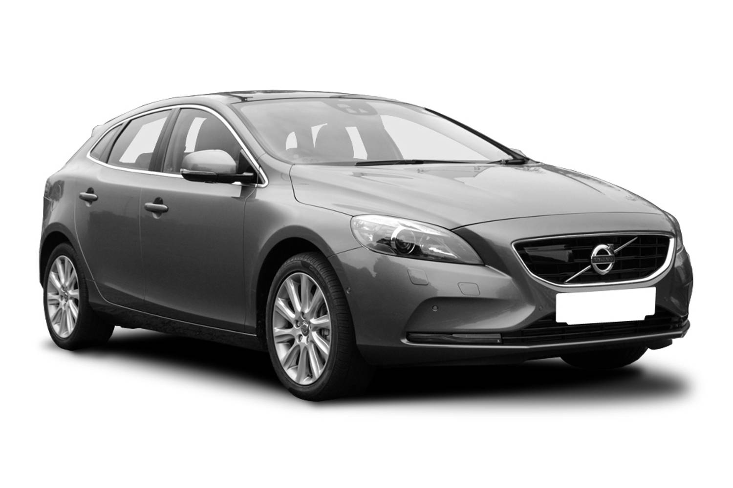 Volvo V40 Hatchback 5dr Front Three Quarter