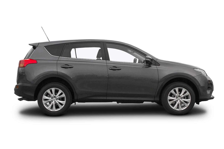 New Toyota Rav4 Estate 25 Vvt I Hybrid Icon Tech Tss 5 Door Cvt 2wd 2010 Wiring Diagram 5dr Profile