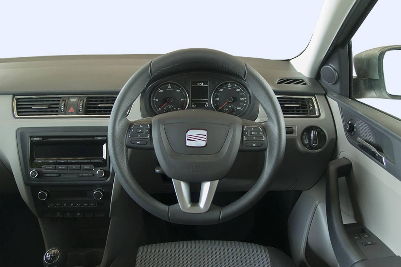 New SEAT Toledo Hatchback 1.0 TSI (110 PS) SE (EZ) 5-door DSG (2018 ...