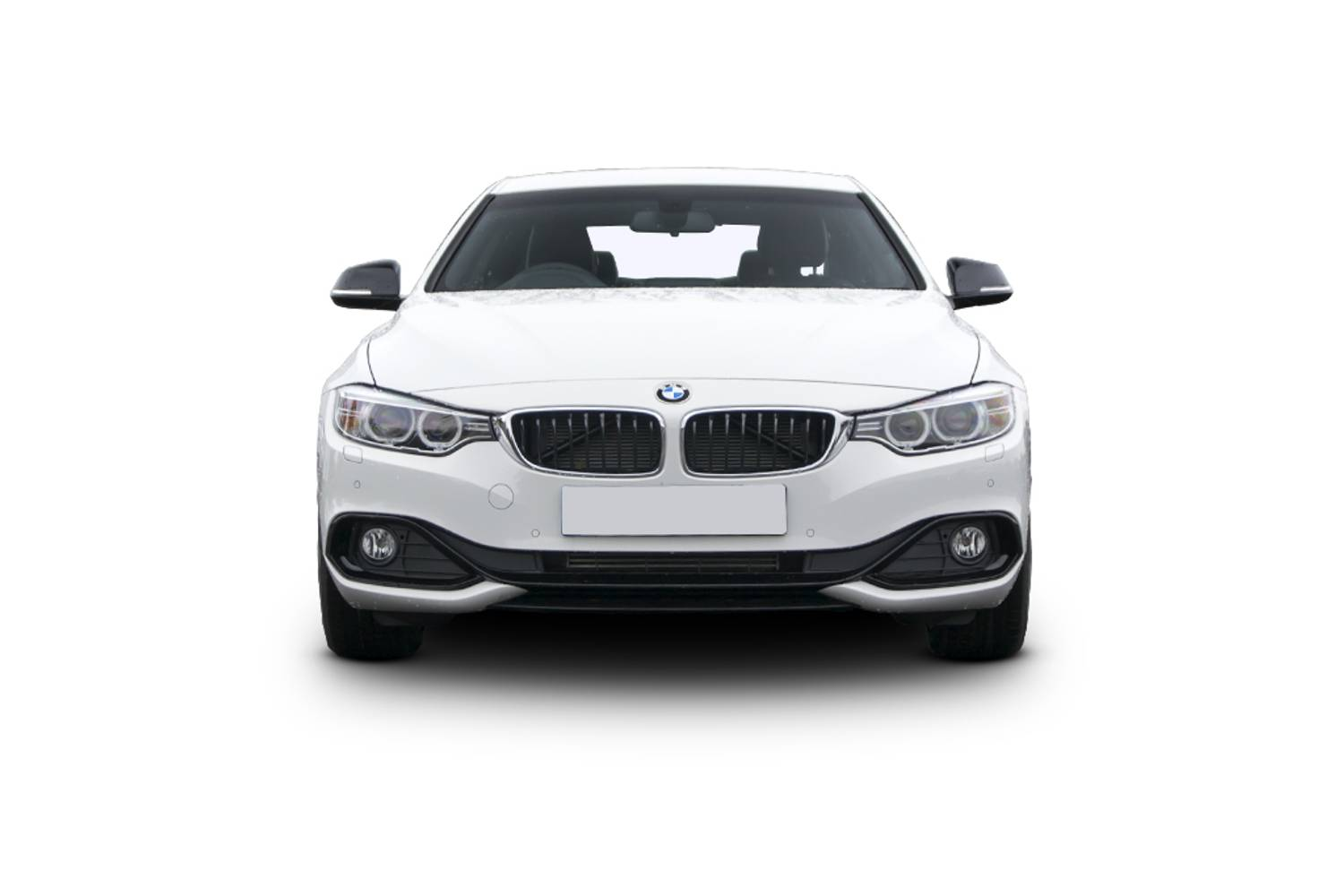 BMW 4 Series Coupe 2dr Front
