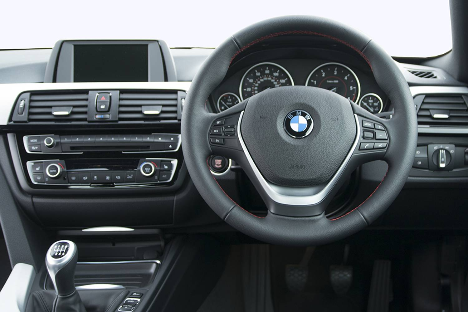 BMW 4 Series Coupe 2dr interior