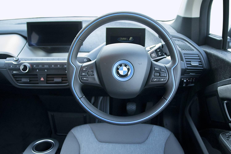 new bmw i3 hatchback 94ah 5 door auto loft interior world 2016 for sale. Black Bedroom Furniture Sets. Home Design Ideas