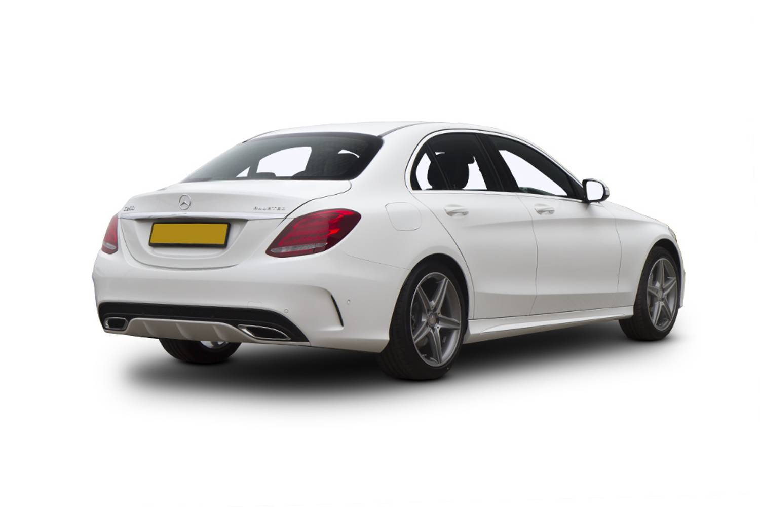 New mercedes benz c class saloon c200 4matic amg line 4 for Mercedes benz co uk