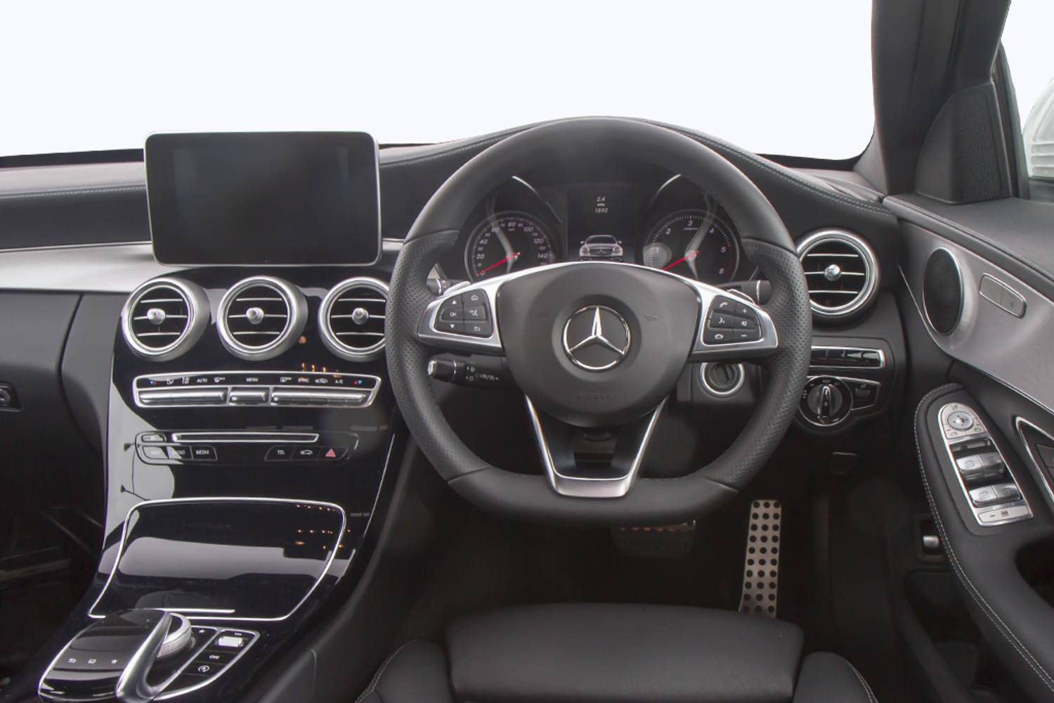 New Mercedes Benz C Class Amg Coupe C43 4matic Premium 2